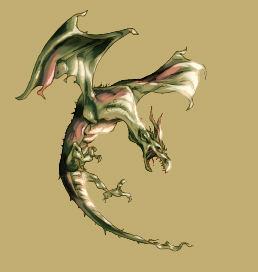 Drachen in Märchen und Sagen